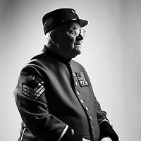 Charles Mercer<br /> 1950-1973<br /> DET Commander<br /> Staff Sergeant<br /> Cypress<br /> <br /> Veterans Portrait Project<br /> Royal Hospital Chelsea<br /> Chelsea London, UK