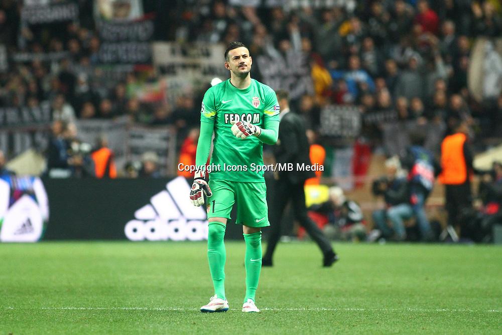 Danijel SUBASIC - 22.04.2015 - Monaco / Juventus Turin - 1/4Finale retour Champions League<br />Photo : Serge Haouzi / Icon Sport
