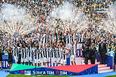 FOOTBALL - ITALIAN CHAMP - JUVENTUS CELEBRATION 190518