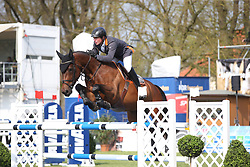 Meyer zu Hartum, Florian (GER) Celina<br /> Redefin - Pferdefestival 2016<br /> © www.sportfotos-lafrentz.de