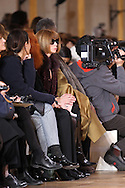 PARIS, FRANCE - MARCH 05: Anna Wintour attend the Stella McCartney Ready-To-Wear Fall/Winter 2012 show as part of Paris Fashion Week on March 5, 2012 at the Hotel de Ville in Paris, France.  (Photo by Tony Barson/WireImage)