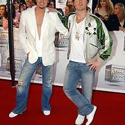 TMF Awards 2005, Jeroen nieuwenhuijzen en Wessel van Diepen