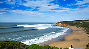 Steve Ryan Photography<br /> Bells Beach situated on Victoria's Surfcoast .<br /> Home of the Rip Curl Pro ,which is run during the Easter <br /> Holiday break.