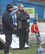 Cowdenbeath boss Jimmy Nicholl - Cowdenbeath v Dundee, SPFL Championship at Central Park<br /> <br />  - &copy; David Young - www.davidyoungphoto.co.uk - email: davidyoungphoto@gmail.com