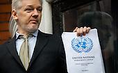 Julian Assange UN
