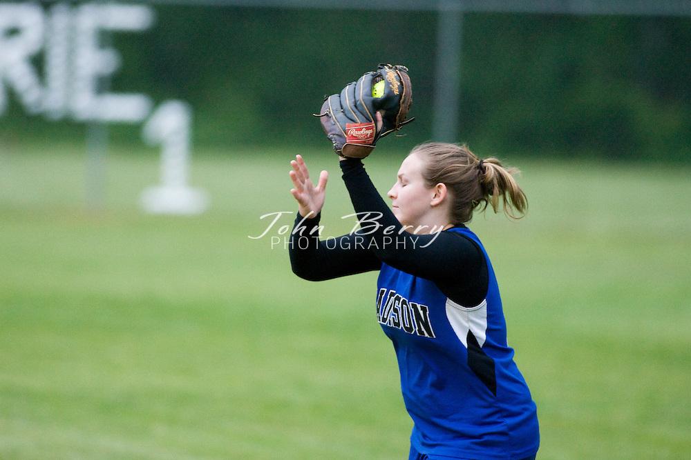 MCHS Varsity Softball .vs Strasburg .District Semi Finals .5/20/2008..