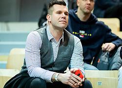 Sani Becirovic during basketball match between KK Hopsi Polzela and KK Helios Suns in semifinal of Spar Cup 2018/19, on February 16, 2019 in Arena Bonifika, Koper / Capodistria, Slovenia. Photo by Vid Ponikvar / Sportida