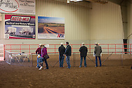 Animal Science Weekend Judging teams alumni judging contest
