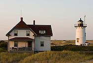 Race Point Lighthouse, Provincetown, Massachusetts