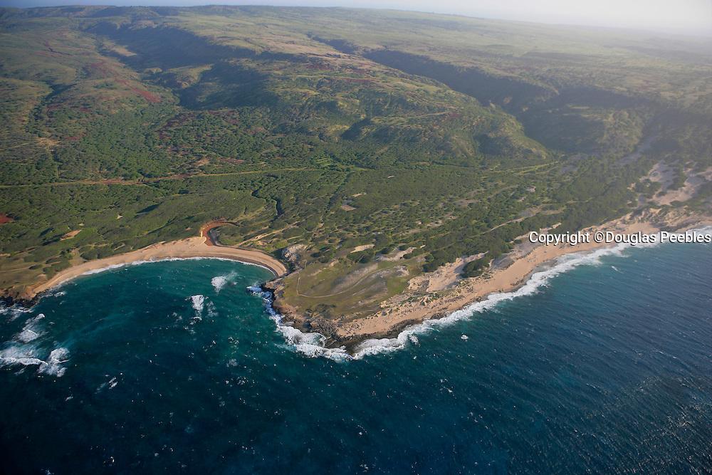 Moomomi Beach, Molokai, Hawaii