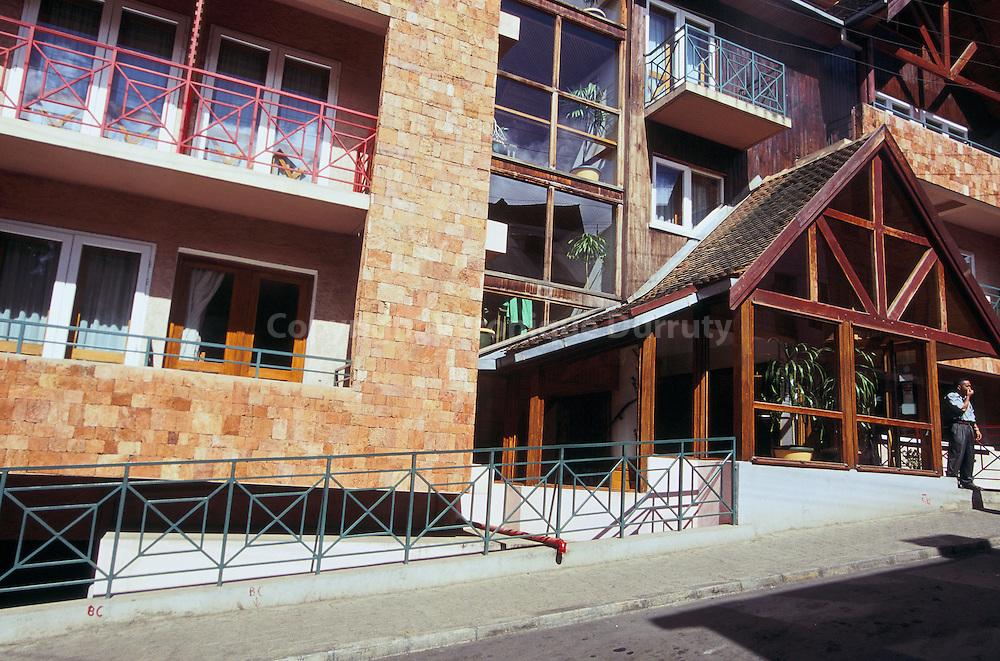 HOTEL PALISSANDRE, ANTANANARIVO, MADAGASCAR