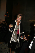 Countess Maya von Schonburg, A A Gill party to celebrate the  publication of Table Talk, a collection of his reviews. Hosted by Marco Pierre White at <br />