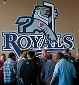 September 16, 2014 - Victoria Royals media lunch