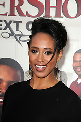 """Margot Bingham, at the """"Barbershop The Next Cut"""" Premiere, TCL Chinese Theater, Hollywood, CA 04-06-16. EXPA Pictures © 2016, PhotoCredit: EXPA/ Photoshot/ Martin Sloan<br /> <br /> *****ATTENTION - for AUT, SLO, CRO, SRB, BIH, MAZ, SUI only*****"""