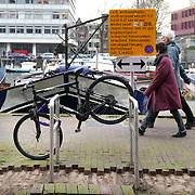 March 21, 2016 - 17:19<br /> The Netherlands, Amsterdam - Westerdok
