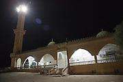 The mosque of Zintan.