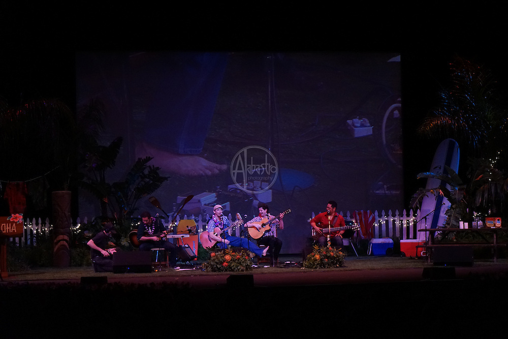 Kala Koa So Cal Slack Key Festival 2015.