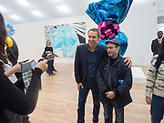 JEFF KOONS; matthew slotover Frieze. Regent's Park. London. 17 October 2013