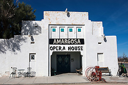 Amargosa Opera House, Death Valley Junction, California, United States of America