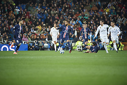 November 26, 2019, Madrid, Madrid, Spain: Neymar (forward; Paris Saint-Germain) in action during the UEFA Champions League match between Real Madrid and Paris Saint-Germain at Santiago Bernabeu Stadium on November 26, 2019 in Madrid, Spain (Credit Image: © Jack Abuin/ZUMA Wire)