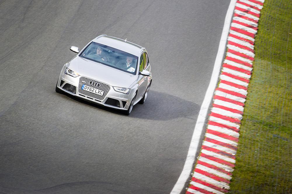 Audi UK - Corporate Commission