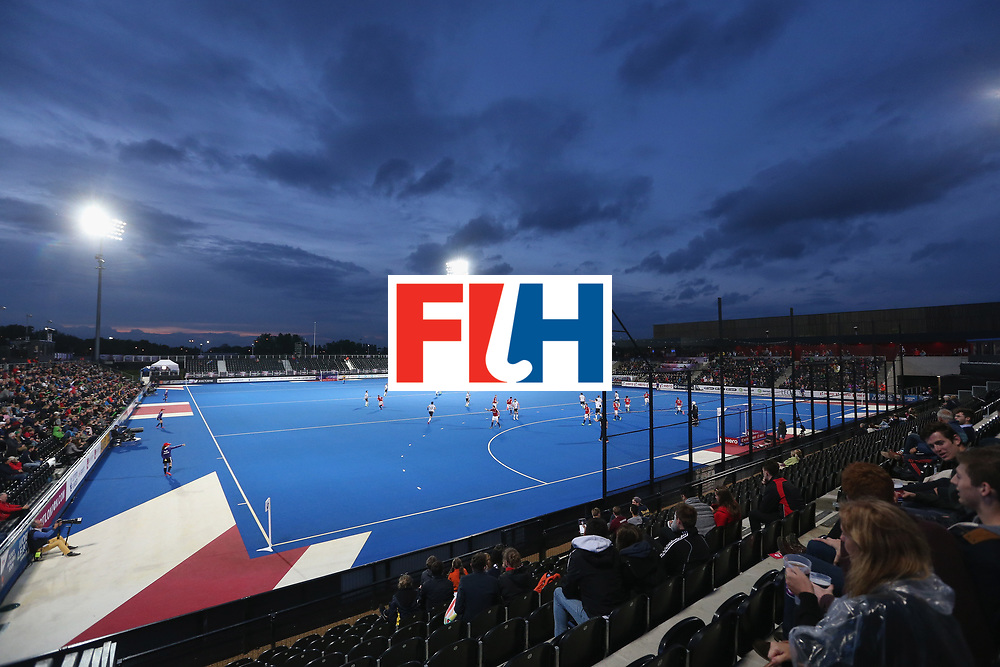 LONDON, ENGLAND - JUNE 14:  General view during the FIH Mens Hero Hockey Champions Trophy match between Great Britain and Germany at Queen Elizabeth Olympic Park on June 14, 2016 in London, England.  (Photo by Alex Morton/Getty Images)