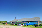 Saint Léon Interpretive Center, Saint Leon, Manitoba, Canada