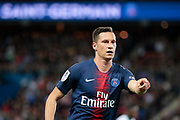 Julian Draxler (PSG) during the French Championship Ligue 1 football match between Paris Saint-Germain and AS Saint-Etienne on September 14, 2018 at Parc des Princes stadium in Paris, France - Photo Stephane Allaman / ProSportsImages / DPPI