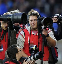 - Photo mandatory by-line: Joseph Meredith/JMP - Tel: Mobile: 07966 386802 - 24/11/2013 - SPORT - FOOTBALL - Cardiff City Stadium - Cardiff City v Manchester United - Barclays Premier League.