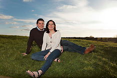Andrew & Clare  engagement photography Galway