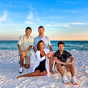 Leggett Family Beach Photos