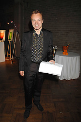 GRAHAM NORTON at 'Figures of Speech' a fundraising gala dinner in aid of the ICA held at the Lawrence Hall, Greycoat Street, London on 27th February 2008.<br /><br />NON EXCLUSIVE - WORLD RIGHTS