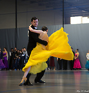 15th Annual Tufts University Ballroom Dance Competition (Nov. 13, 2016)