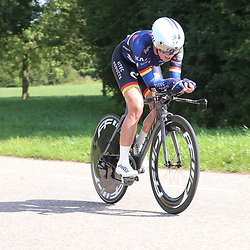 31-08-2017: Wielrennen: Boels Ladies Tour: Roosendaal  <br />Charlotte Becker