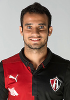 "Mexico League - BBVA Bancomer MX 2014-2015 -<br /> Rojinegros - Club Atlas de Guadalajara Fc / Mexico - <br /> Maikon Fernando Souza Leite "" Maikon Leite """