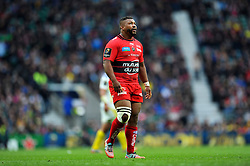 Steffon Armitage of Toulon looks on - Photo mandatory by-line: Patrick Khachfe/JMP - Mobile: 07966 386802 02/05/2015 - SPORT - RUGBY UNION - London - Twickenham Stadium - ASM Clermont Auvergne v RC Toulon - European Rugby Champions Cup Final