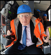JULY 30 2013 Mayor of London visit to DP World London Gateway