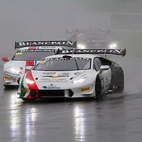 #96, Lamborghini Huracán, Automobile Tricolore, R.Giannoni , Lamborghini BlancPain Super Trofeo 2015
