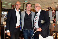 Onderwerp/Subject: Willem II - -<br /> Reklame:  <br /> Club/Team/Country: Willem II<br /> Seizoen/Season: 2013/2014<br /> FOTO/PHOTO: New Signing Stijn WUYTENS (C) of Willem II and Coach Jurgen STREPPEL (L) of Willem II. (Photo by PICS UNITED)<br /> <br /> Trefwoorden/Keywords: <br /> #02 #12 $94 &plusmn;1377884042456<br /> Photo- &amp; Copyrights &copy; PICS UNITED <br /> P.O. Box 7164 - 5605 BE  EINDHOVEN (THE NETHERLANDS) <br /> Phone +31 (0)40 296 28 00 <br /> Fax +31 (0) 40 248 47 43 <br /> http://www.pics-united.com <br /> e-mail : sales@pics-united.com (If you would like to raise any issues regarding any aspects of products / service of PICS UNITED) or <br /> e-mail : sales@pics-united.com   <br /> <br /> ATTENTIE: <br /> Publicatie ook bij aanbieding door derden is slechts toegestaan na verkregen toestemming van Pics United. <br /> VOLLEDIGE NAAMSVERMELDING IS VERPLICHT! (&copy; PICS UNITED/Naam Fotograaf, zie veld 4 van de bestandsinfo 'credits') <br /> ATTENTION:  <br /> &copy; Pics United. Reproduction/publication of this photo by any parties is only permitted after authorisation is sought and obtained from  PICS UNITED- THE NETHERLANDS