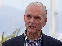 Actor Keir Dullea at the Rendezvous With: Director Christopher Nolan photo call at the 71st Cannes Film Festival, Saturday 12th May 2018, Cannes, France. Photo credit: Doreen Kennedy