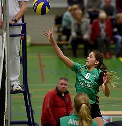 22-03-2014 NED: Nederlands Open Jeugd Kampioenschap, Wijchen en Nieuwegein<br /> In sporthal Arcus te Wijchen werd NOJK voor de CMV jeugd en in Merwestein te Nieuwegein jongens en meisjes C jeugd gehouden / Alterno