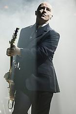 Ultravox in concert, Birmingham