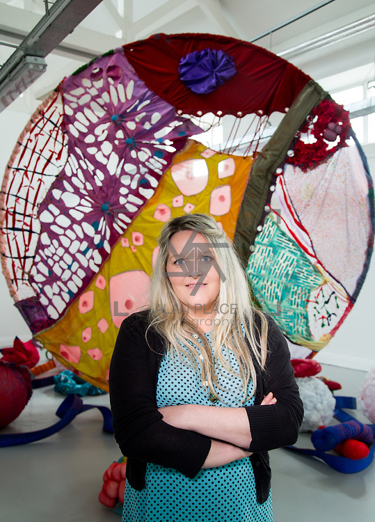 31.05.2017      <br /> Limerick School of Art and Design, LSAD Graduate Show Feature.<br /> Pictured is Tara Keegan. Picture: Alan Place.