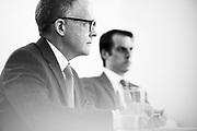 BIRMINGHAM, AL – MAY 6, 2019: Edmund Perry, Founding Principal at Rockbridge Advisors Group.