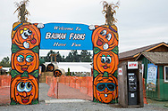 Bauman Farms v&auml;lkomnar bes&ouml;kare, Gervais, Oregon, USA<br /> Foto: Christina Sj&ouml;gren