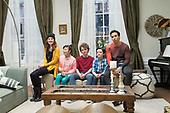 Setbezoek van de Nederlandse Nickelodeon-serie De Ludwigs