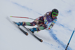 19.12.2010, Val D Isere, FRA, FIS World Cup Ski Alpin, Ladies, Super Combined, im Bild Maria Belen Simari-Birkner (ARG) whilst competing in the Super Giant Slalom section of the women's Super Combined race at the FIS Alpine skiing World Cup Val D'Isere France. EXPA Pictures © 2010, PhotoCredit: EXPA/ M. Gunn / SPORTIDA PHOTO AGENCY