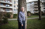 24022017. Antony (92). Portrait de Pierre Spagnou.