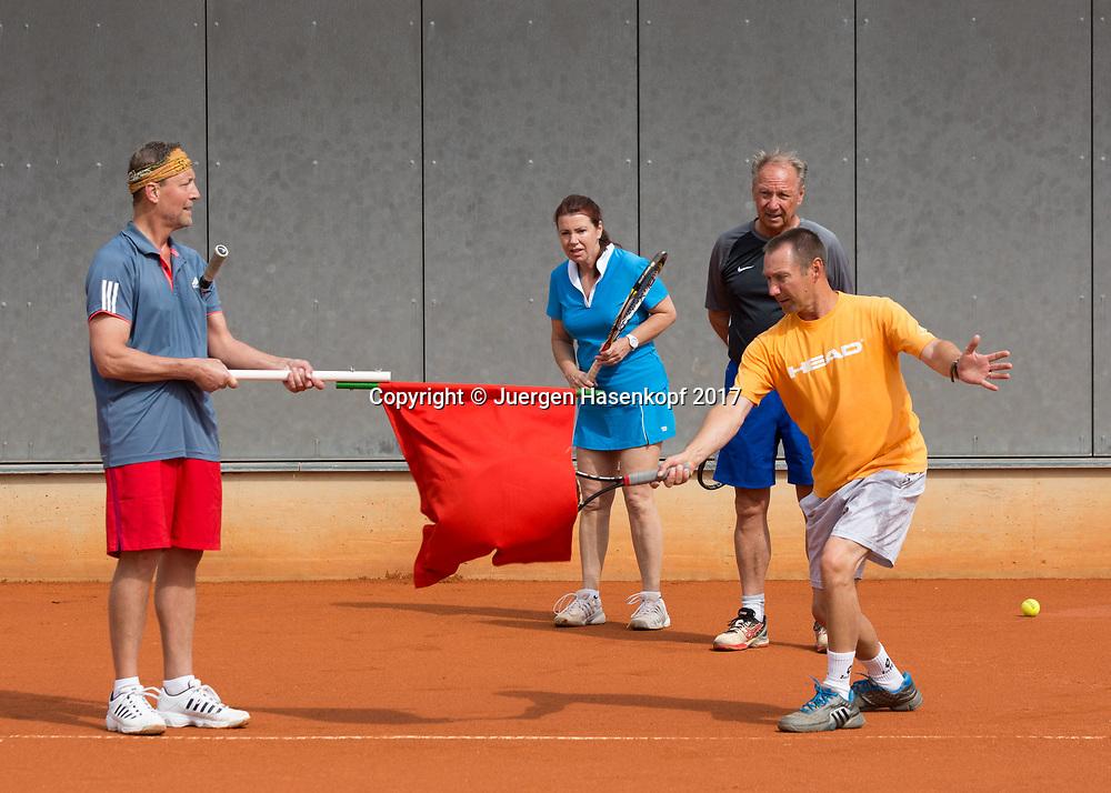 Zischka Tennis Camp Umag  2017<br /> <br /> travel - Zischka Tennis Camp Umag -  -  Melia Coral Hotel - Umag -  - Croatia  - 10 May 2017. <br /> &copy; Juergen Hasenkopf