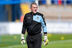 Bristol Rovers goalie coach Stuart Naylor looks on - Mandatory byline: Rogan Thomson/JMP - 07966 386802 - 12/09/2015 - FOOTBALL - Memorial Stadium - Bristol, England - Bristol Rovers v Accrington Stanley - Sky Bet League 2.